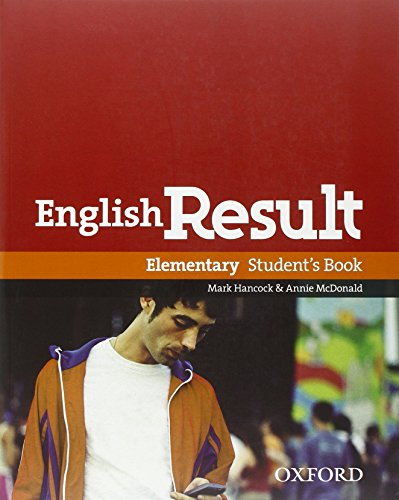 English result. Elementary. Student's book-Workbook-Key. Con espansione online. Per le Scuole superiori. Con DVD. Con CD-ROM. Con Multi-ROM