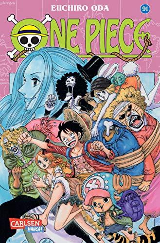 One Piece, Bd.91
