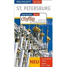 St. Petersburg - Buch mit cityflip