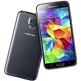Samsung Galaxy S5 Smartphone (5,1 Zoll (12,9 cm) Touch-Display, 16 GB Speicher, Android 5) charcoal-black (Zertifiziert und Generalüberholt)