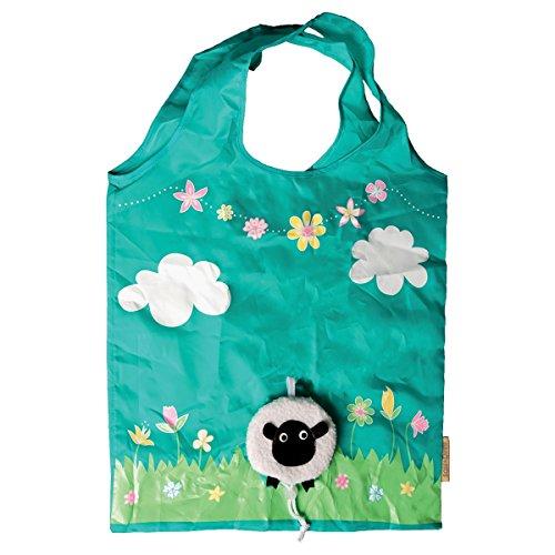 Tasche Shopping Stofftasche Beuteltasche Schaf 36x55cm