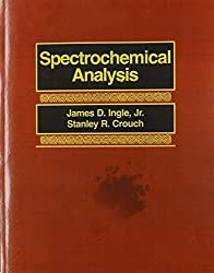 Spectrochemical Analysis by James D. Ingle (1988-03-21)