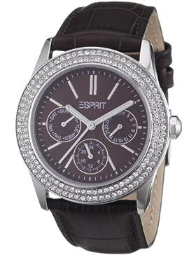 Esprit Damen-Armbanduhr Analog Quarz Leder ES103822006