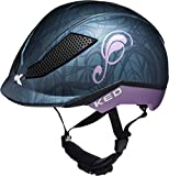 KED Pina Helmet Kids Nightblue Matt Kopfumfang M   51-56cm 2018 Fahrradhelm