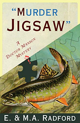 Murder Jigsaw: A Doctor Manson Mystery (The Dr. Manson Mysteries)