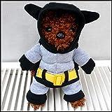 Batman Super Hero Hund Puppy Kostüm