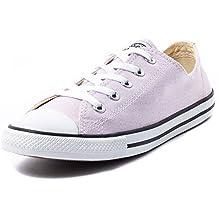 Converse All Star Dainty Ox Mujer Zapatillas Lila, mujer, morado, 39 UE