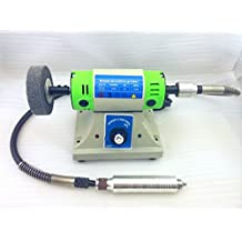 Máquina multifuncional banco torno GOWE Mini amoladora eléctrica/máquina/taladro/herramientas sierra 350 W