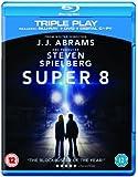 Super 8 - Triple Play (Blu-ray + DVD + Digital Copy) [2011] [Region Free]