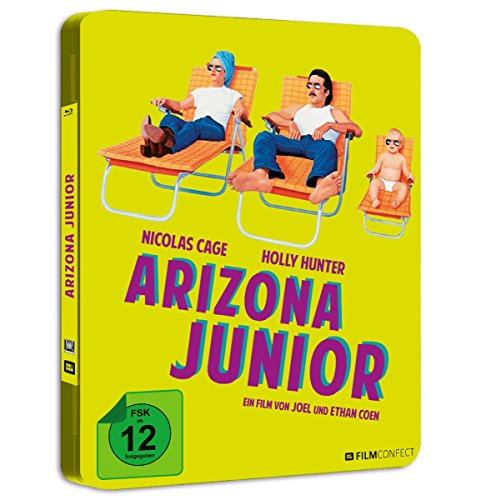 Arizona Junior - Steel Edition/Collector's Edition [Blu-ray]