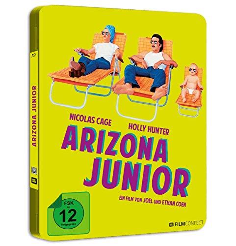 Arizona Junior - Steel Edition/Collector's Edition [Blu-ray]