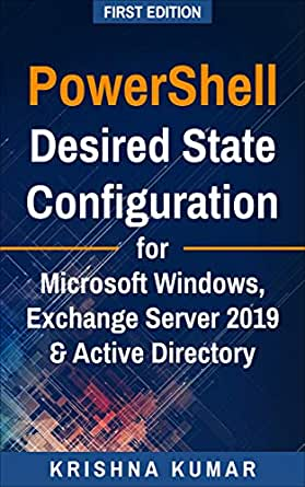 PowerShell Desired State Configuration for Microsoft Windows