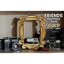 El MARCO de FRIENDS edición DORADA . serie TV F.R.I.E.N.D.S - TE LO ENVIO GRATIS !!!
