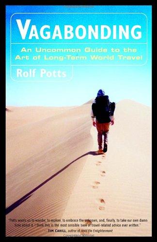 Buchseite und Rezensionen zu 'Vagabonding: An Uncommon Guide to the Art of Long-Term World Travel' von Rolf Potts