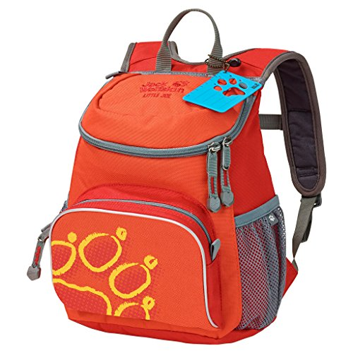 jack-wolfskin-bambini-little-joe-zaino-one-size-bambini-little-joe-lobster-red-taglia-unica