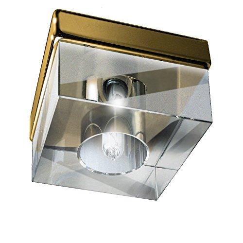 gumarcris-2010or-foco-de-superficie-con-tulipa-de-cristal-transparente-con-acabado-mate-color-oro