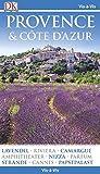 Vis-à-Vis Reiseführer Provence & Côte d'Azur: mit Mini-Kochbuch zum Herausnehmen - Roger Williams