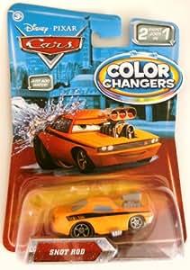 Cars - T5644 - Voiture Miniature - Color Changers - Plein Pot - Mocarra