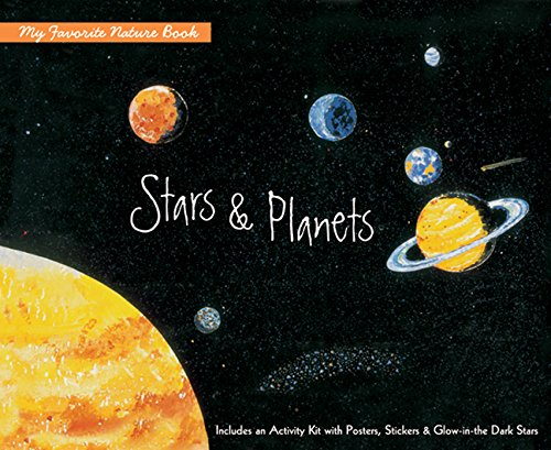 Stars & Planets (My Favorite Nature Book) (My Favorite Nature Book) thumbnail