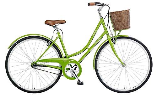 Claud Butler Sandringham, Green 19/700C 3 Speed Hub Gear Traditional Ladies Bike (2016)