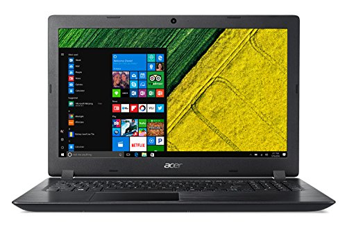 .Acer Aspire 3 A315 AMD E 15.6 inch Black