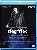 WAGNER: Siegfried (Live recording Teatro alla Scala, Milan, 2012) [Blu-ray]