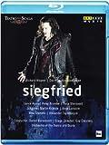 Wagner: Siegfried [Lance Ryan, Peter Bronder, Terje Stensvold, Johannes Martin Kränzle] [Blu-ray] [2013]