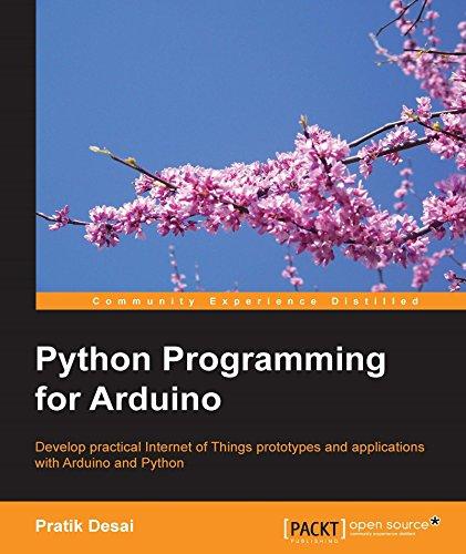 Python Programming for Arduino (English Edition) por Pratik Desai