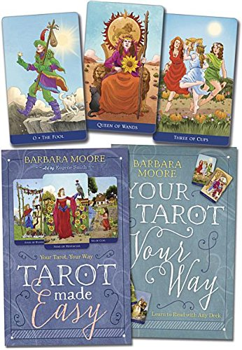 Tarot Made Easy: Your Tarot Your Way por Barbara Moore