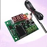 12V Temperatur Regler Thermostat Thermo Temperaturschalter Sensor -50-110°C