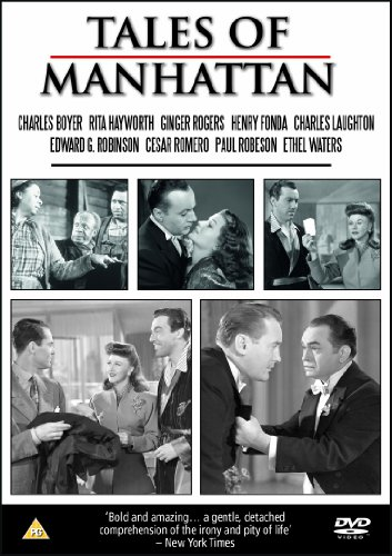 Bild von Tales Of Manhattan [DVD] (1942) [UK Import]