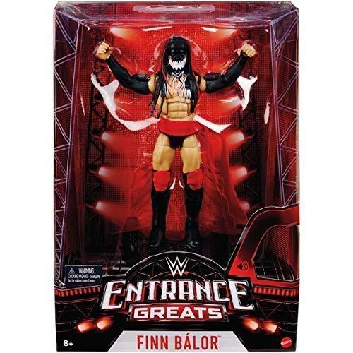 Wrestling Finn Balor The Demon King WWE Mattel Elite Entrance Greats  Collection Series # 4 Accessories Wrestling Action Figure