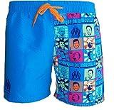 Short de bain / plage OM - Collection officielle OLYMPIQUE DE MARSEILLE - Football supporter - Taille enfant garçon 6 ans