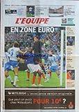 EQUIPE (L') [No 21050] du 29/02/2012 - FOOT - LA FRANCE AFFRONTE L'ALLEMAGNE A BREME - ANGLETERRE ET PAYS-BAS - A KIRSHA CAMP DE BASE DES BLEUS - RUGBY - SERVAT ET LA MELEE - HAND - COMMENT SOIGNER LA GUEULE DE BOIS - BASKET - GELABALE A PRIS L'AIR - TENNIS - TSONGA SEUL RESCAPE - DANS LES SECRETS DU GEANT ESPN