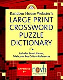 Best Crossword Puzzle Dictionaries - Random House Webster's Large Print Crossword Puzzle Dictionary Review