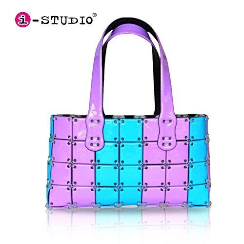 DIY Handtasche, Machen Sie Ihre Eigenen PVC Handtasche & Mehr Mädchen Mode Design Kit Spielzeug