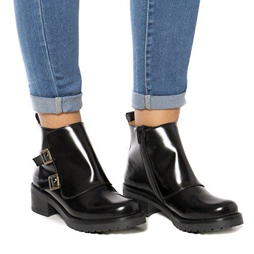 NAE Tessa - Damen Vegan Stiefel - 5