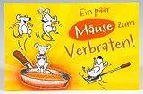 Klappkarte für Geldgeschenke 2239-024 Ein paar Mäuse zum Ver at
