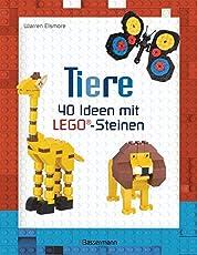 Tiere: 40 Ideen mit LEGO-Steinen
