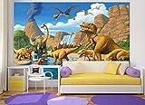 great-art Fototapete Kinderzimmer Dino Abente...Vergleich