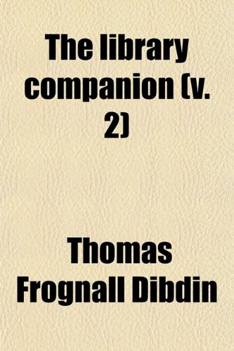 The Library Companion (Volume 2)
