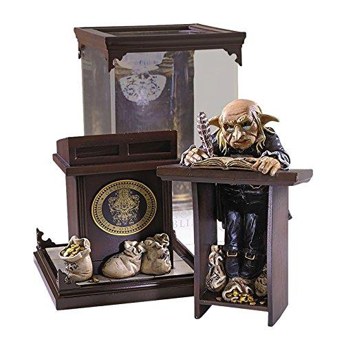 Criaturas Mágicas - Gnomos de Gringotts - Harry Potter - NN7552 - Noble Collection