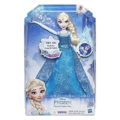Idea Regalo - Disney Frozen B6173103 - Bambola Elsa Cantante