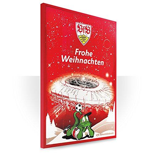 VfB Stuttgart Adventskalender, Weihnachtskalender