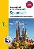 """Langenscheidt Universal-Sprachführer Spanisch  - Buch inklusive E-Book zum Thema """"Essen & Trinken"""": Die wichtigsten Sätze plus Reisewörterbuch"""