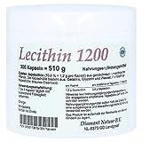 LECITHIN 1200 Kapseln 300 St