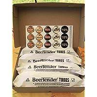 30 tubos máquina Krups o Seb Beertender