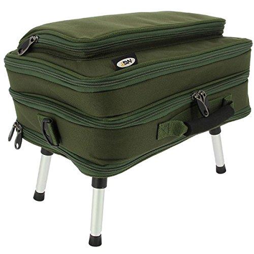 NGT Angeln Box Case Tackle Box Bag System Bivvy Table 612Plus