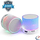 Energic S10 Bluetooth Speakers With Calling Functions & FM Radio For Android/iOS Devices (Assorted Colour)