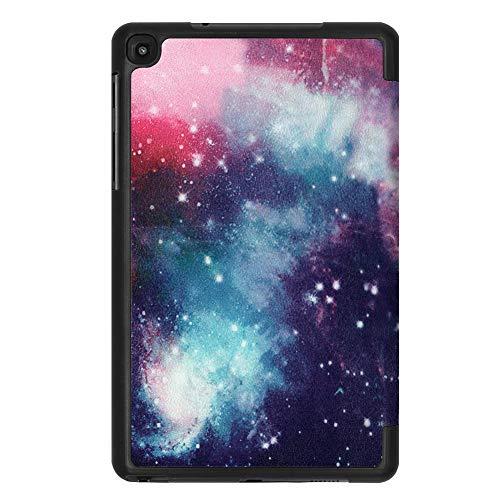 3-Folded Standing Case für Samsung Galaxy Tab A 8,0 Zoll 2019 S-Pen Magnetabdeckung für Samsung Tab SM-P200 SM-P205 Funda Capa - Samsung 3 Funda Tab 8